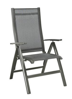 Kettler Legato standenstoel aluminium/textilene