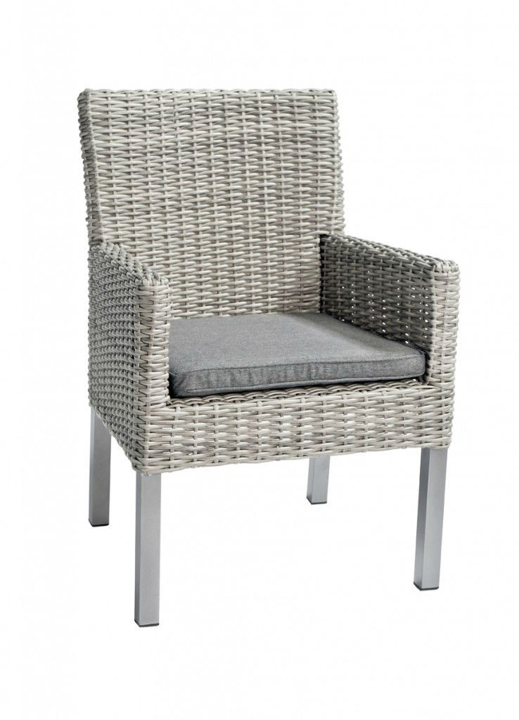 Beach 7 Tuinstoel Adelaide Multi Grey