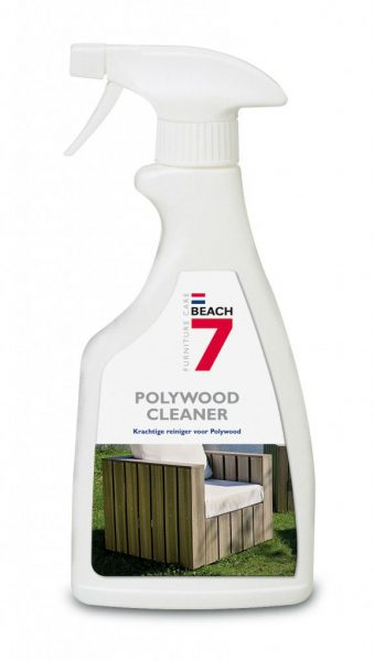 Polywood cleaner Beach 7 flacon 0,5 liter