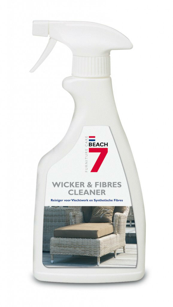 Beach 7 Wicker en Fiber cleaner