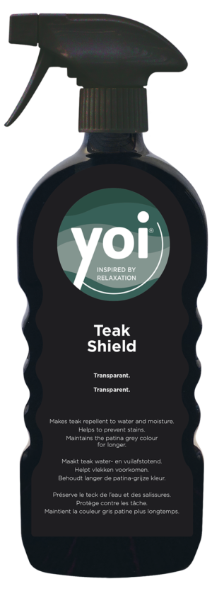 Yoi Teak Shield 0.5 Liter