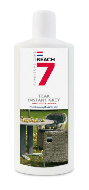 Beach7 Teak Instant Grey