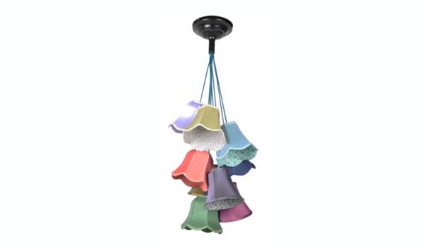 Zuiver Granny hanglamp colour