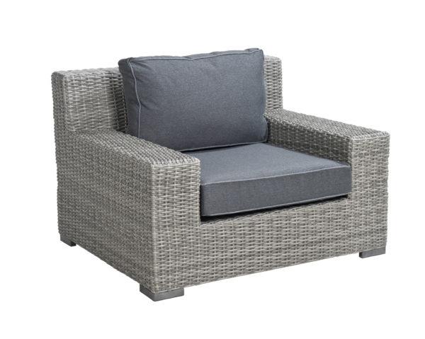 Beach 7 Coral Bay Lounge Chair Cloudy Grey