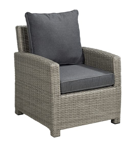 Beach 7 Birdwood Lounge Chair Cloudy Grey