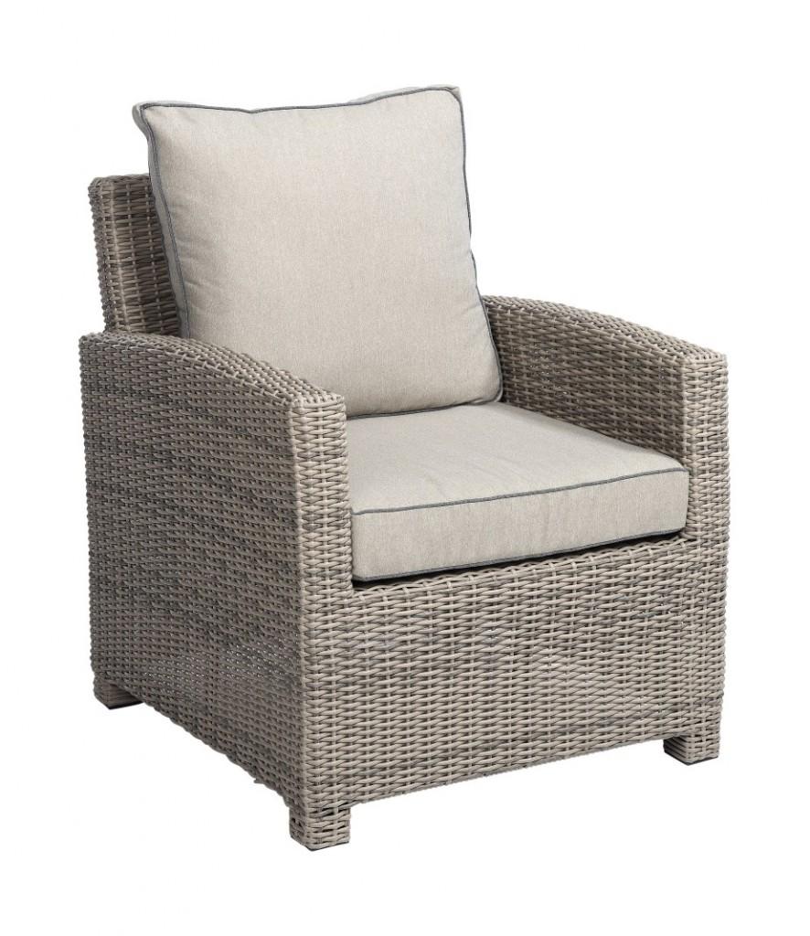 Beach 7 Birdwood Lounge Chair Corn