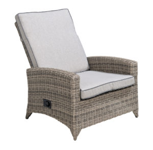 Adelaide verstelbare lounge chair Corn
