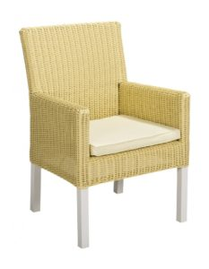 Havanna diningchair Beach 7 Club Collection Vanilla  4 stuks!