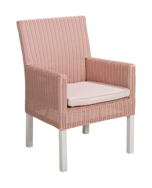 Havanna diningchair Beach 7 Club CollectionFlamingo 4 stuks!