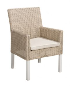 Havanna diningchair Beach 7 Club Collection Fudge 4 stuks!