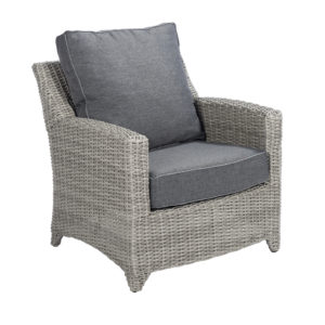 Beach 7 Loveday Loungechair Cloudy Grey