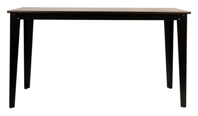 Scuola eettafel Dutchbone 140 x 70 cm.