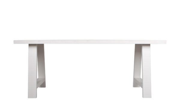 A-Framed eettafel ZUIVER - 200 x 90 cm