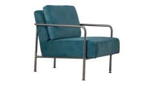 X-bang fauteuil ZUIVER - blue