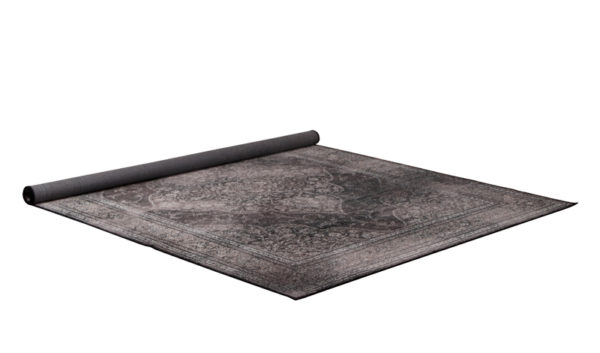 Rugged carpet Dutchbone 170 x 240 cm - Grey