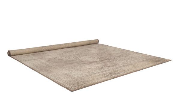 Rugged carpet Dutchbone 200 x 300 cm - light
