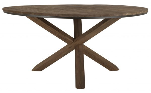 Fendy dining table round - doorsnede 130cm