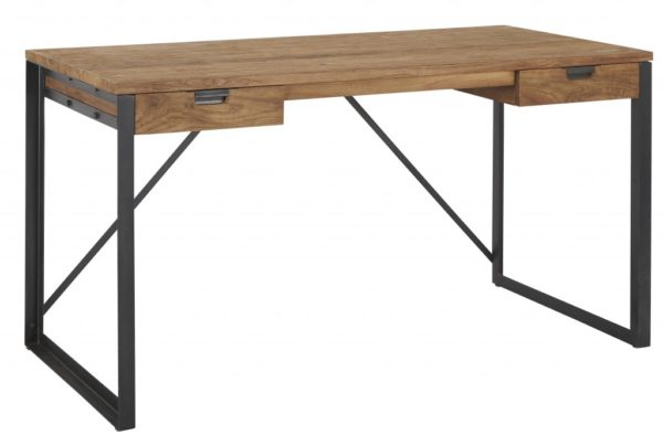 Fendy writing desk 140 cm breed