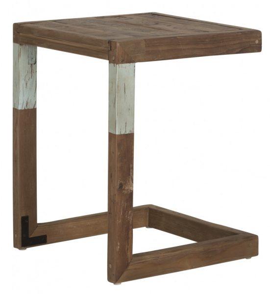 Side Table James - blue