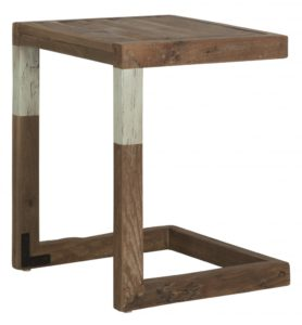 Side table James - groen