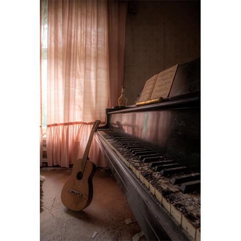 MondiArt AluArt pianokamer 80 x 120 cm