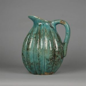 JUG RELIEF MAXI  TURQUOISE D.20