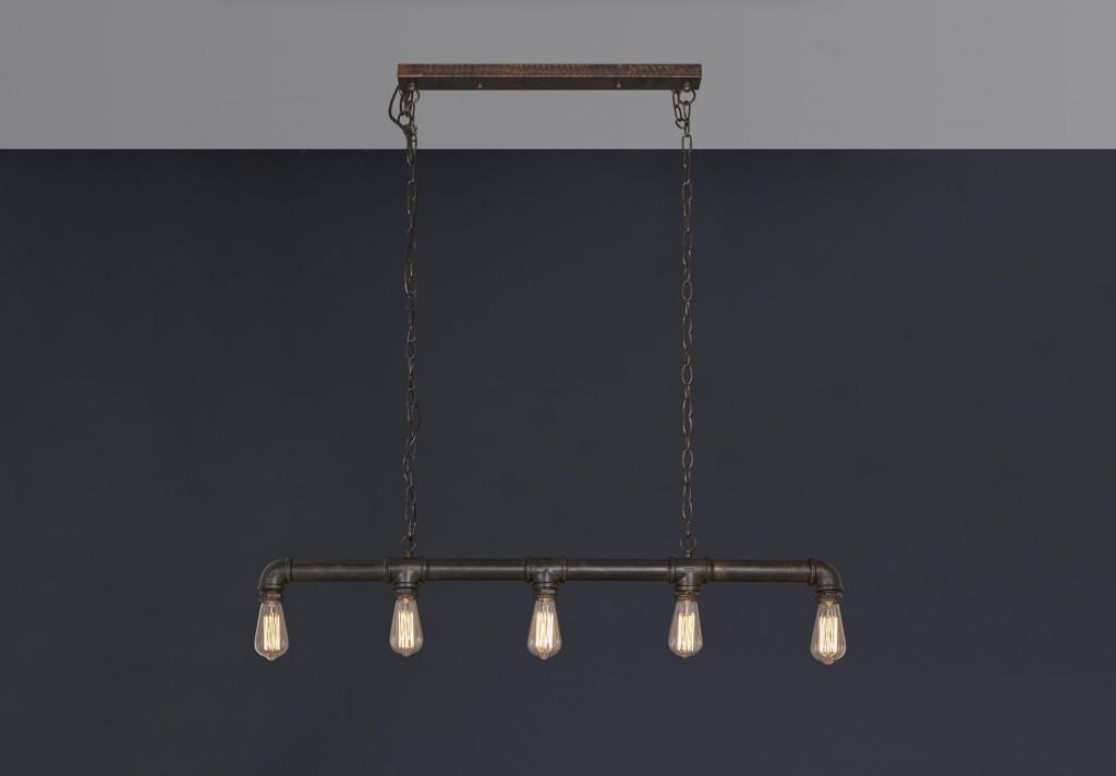 Hanglamp Industrial Tube