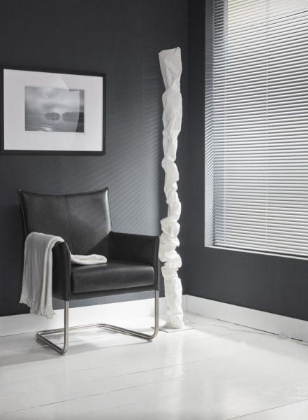 Vloerlamp fabric cover dimmed - LED