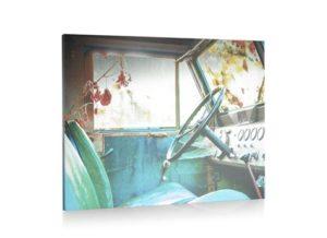 Henders & Hazel schilderij Old Car 120 x 90 cm