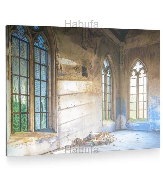 Henders & Hazel schilderij Old Castle 120 x 90 cm