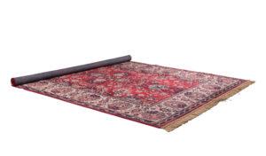 Carpet Bid Dutchbone 170 x 240 cm Old Red