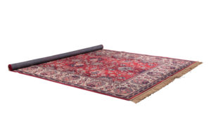 Carpet Bid Dutchbone 200 x 300 cm Old Red