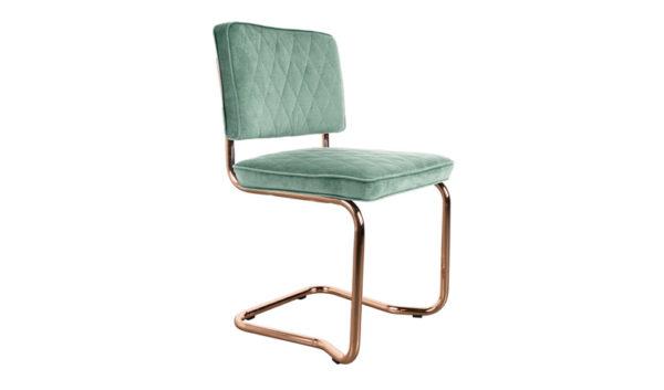 Chair Diamond Kink Minty Green Zuiver
