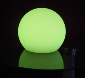 Led Light Beach 7 bol 20 cm rond