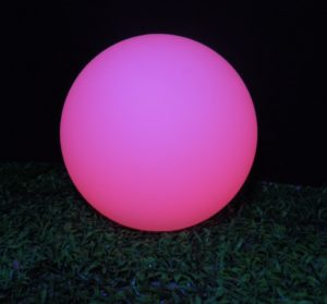 Led Light Beach 7 bol 60 cm rond