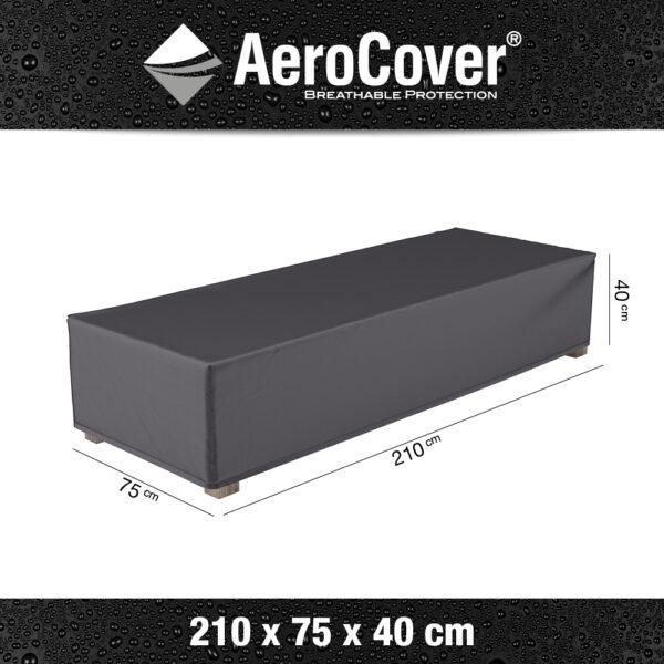 Aerocover Beschermhoes Ligbed 210x75x40cm 7964