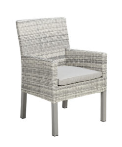 Beach 7 Tuinstoel Cuba Scallop Wicker