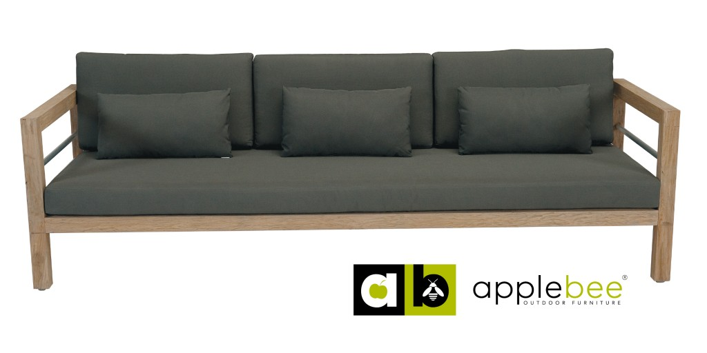 Apple Bee Sofa Del Mar Teakhout