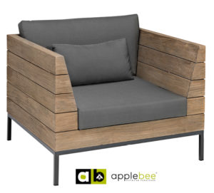 Apple Bee loungechair Long Island