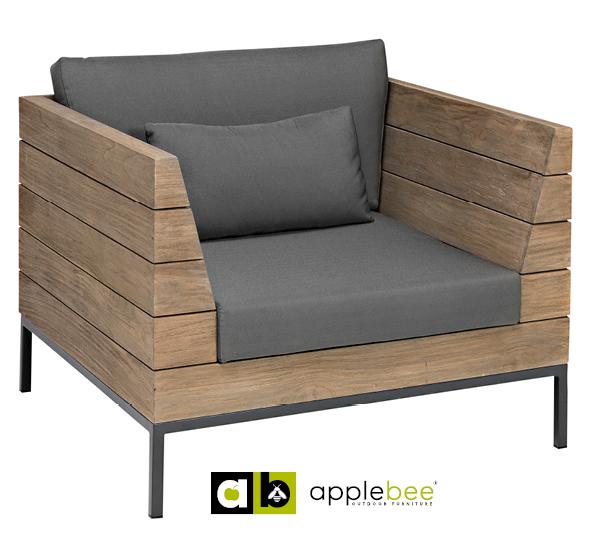 Apple Bee loungechair Long Island
