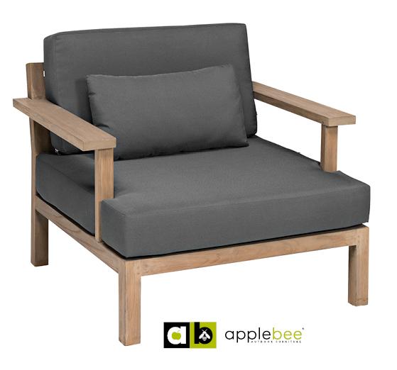 Apple Bee Loungechair XXL Factor