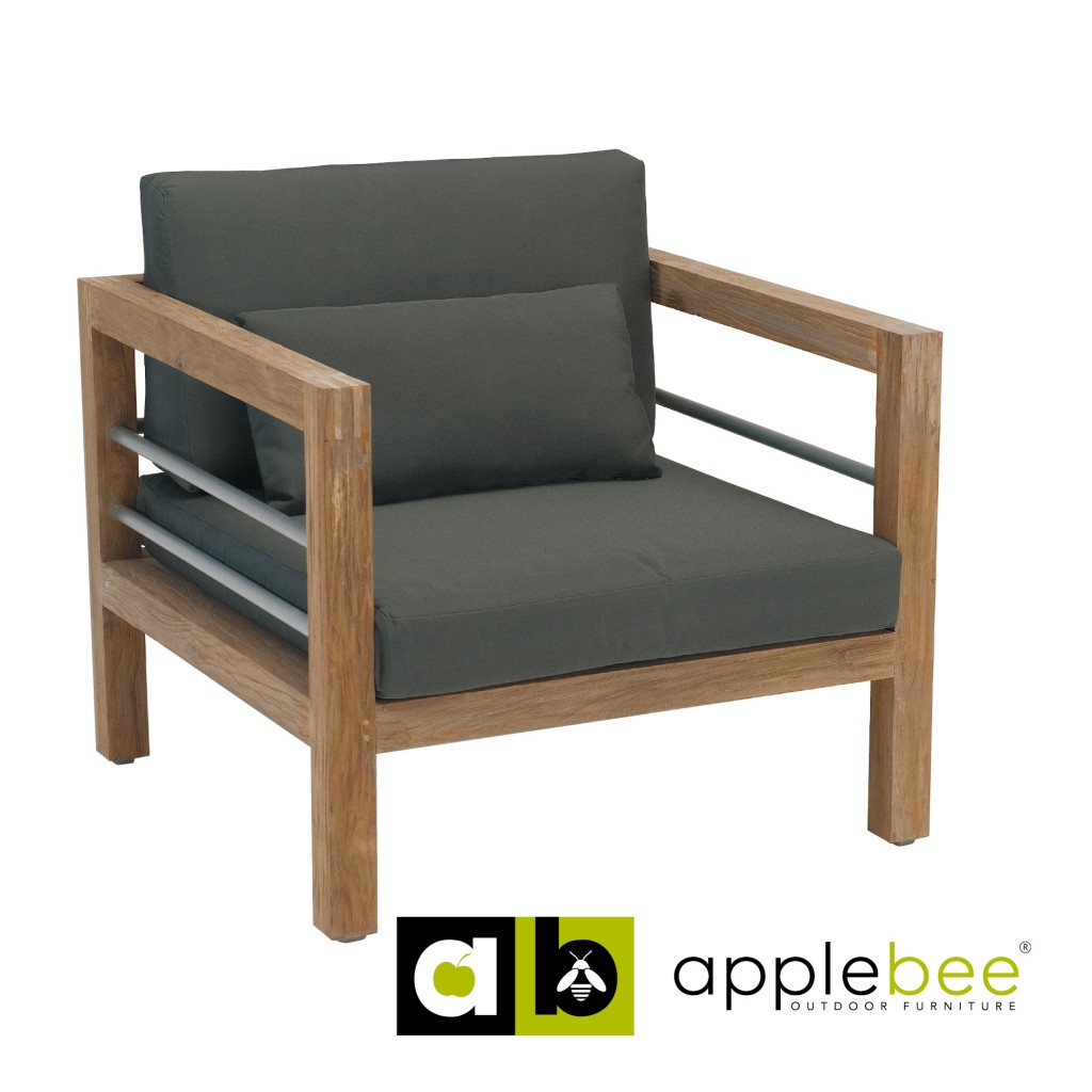 Apple Bee Lounge Chair Del Mar