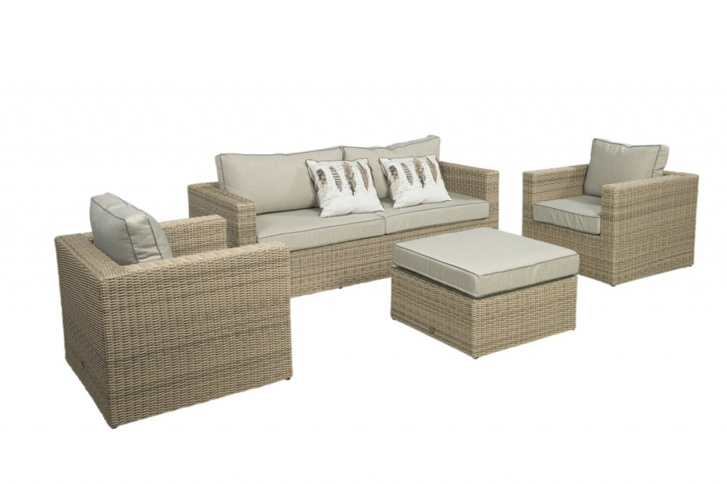 Beach 7 Lounge Sofaset Sydney Corn
