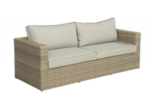 Beach 7 Lounge sofa Sydney 210 cm Corn