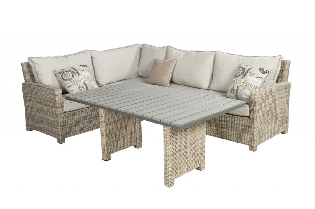 Beach 7 Lounge Diningset Birdwood Links Corn