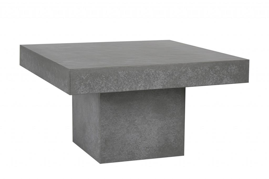 Beach 7 Opium Coffeetable Cement Fibre 110x100x26 cm