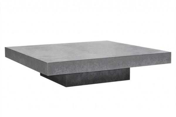 Beach 7 Opium Coffeetable Cement Fibre 110x110x26 cm