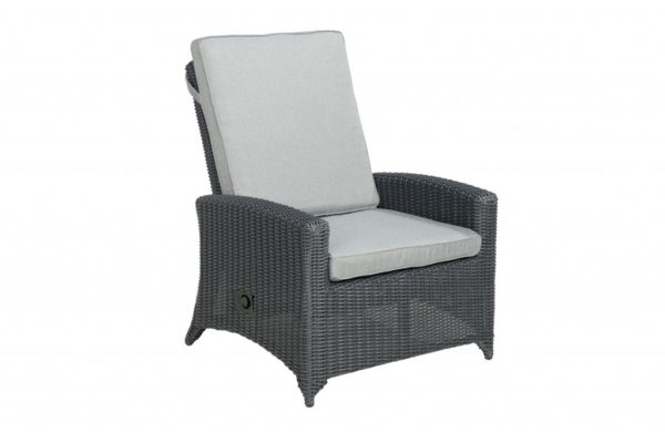 Beach 7 San Luis Verstelbare Loungechair Mystic Grey