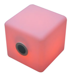 Led Light Beach 7 bluetooth cubo 30