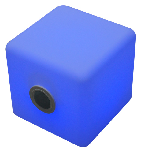 Led Light Beach 7 bluetooth cubo 40